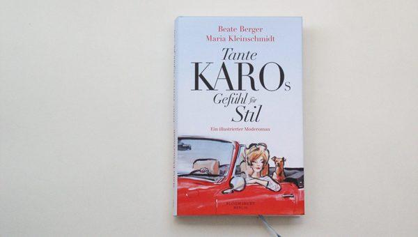 Tante Karo book release