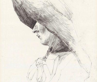 Emilie mit Hut (2011)